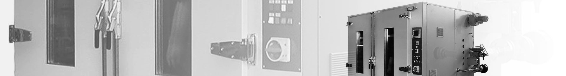 HORO heating cabinets with vacuum system_Headerbild